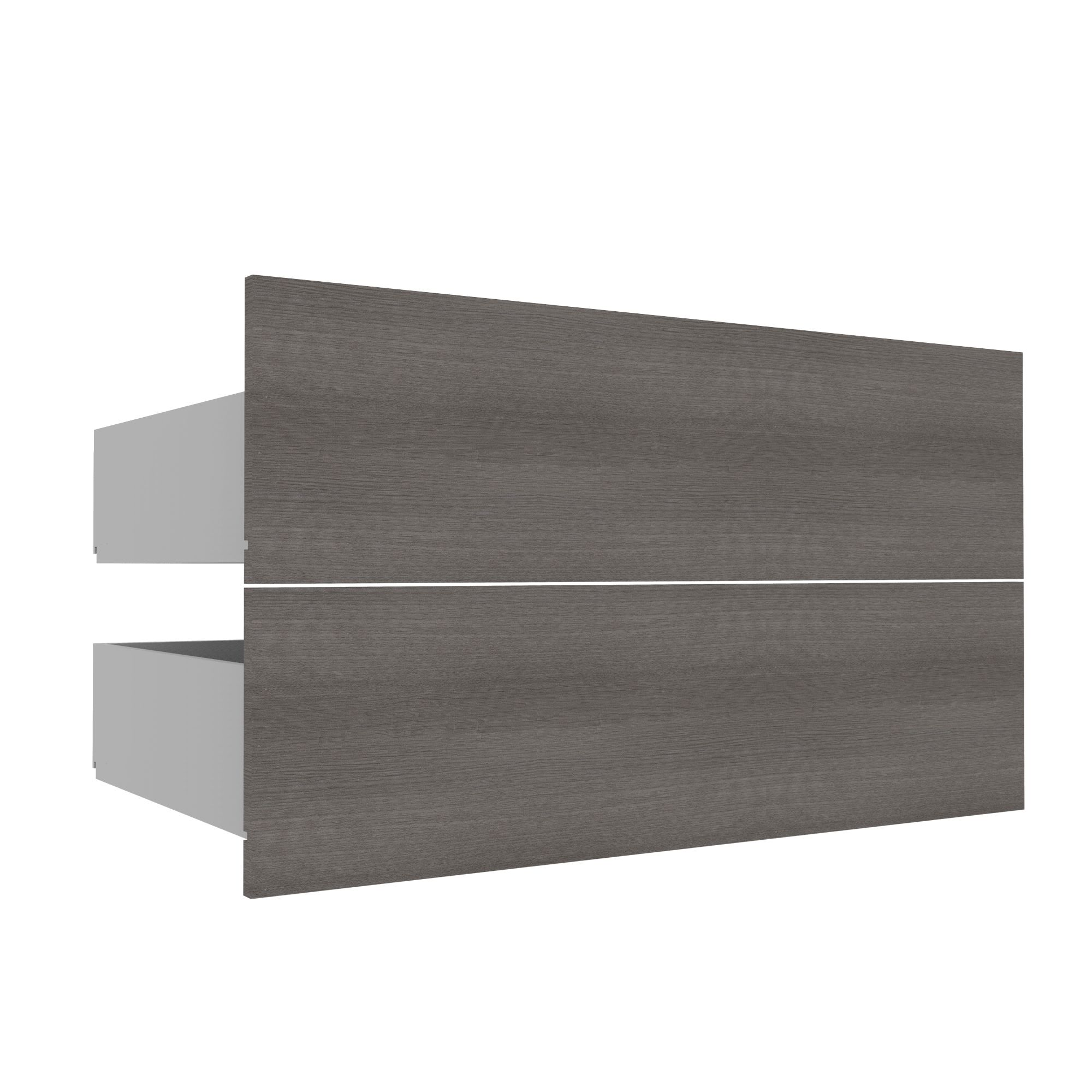 Darwin Modular Oak Effect Drawer (h)240mm (w)750mm (d)560mm