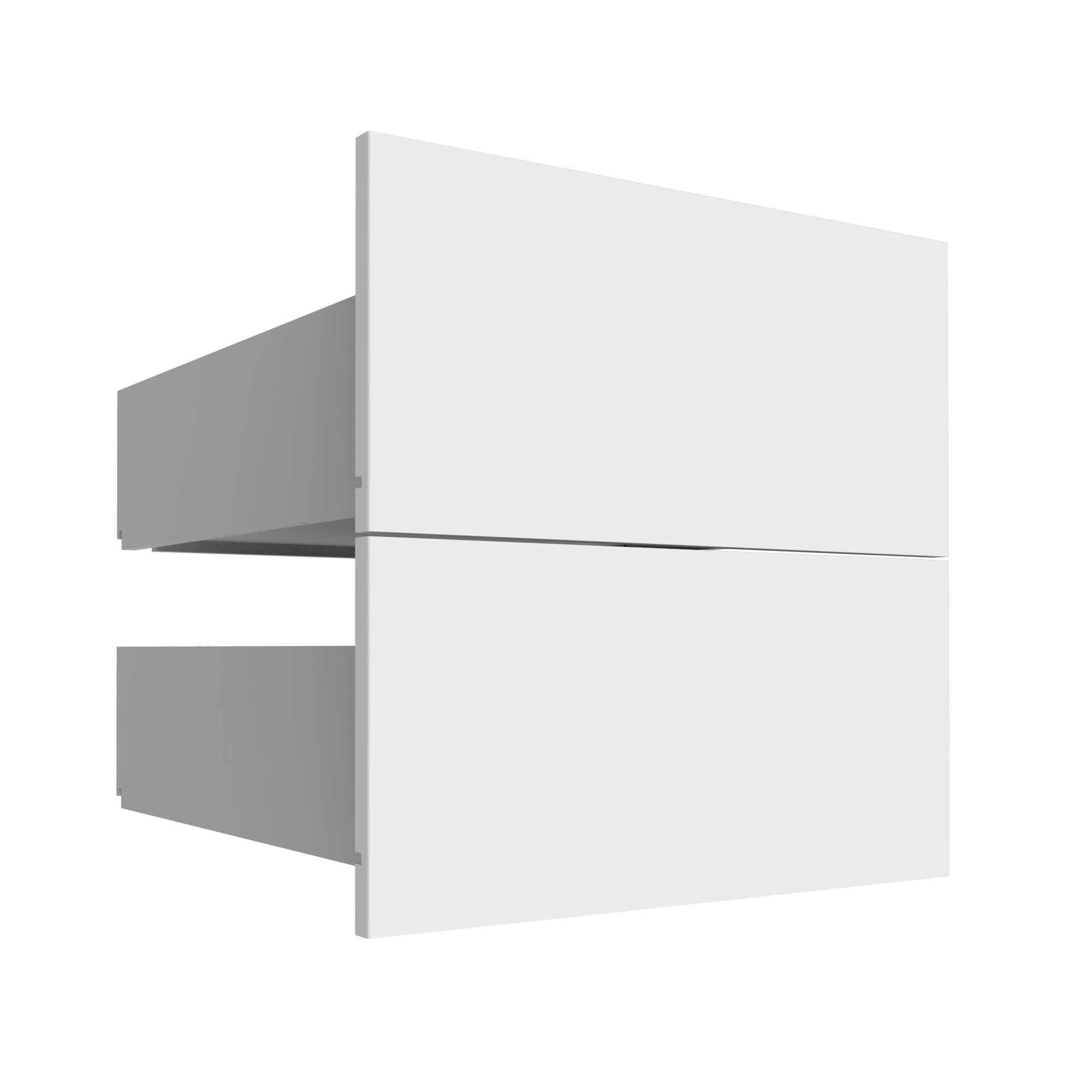 Darwin Modular White Drawer (h)237mm (w)500mm