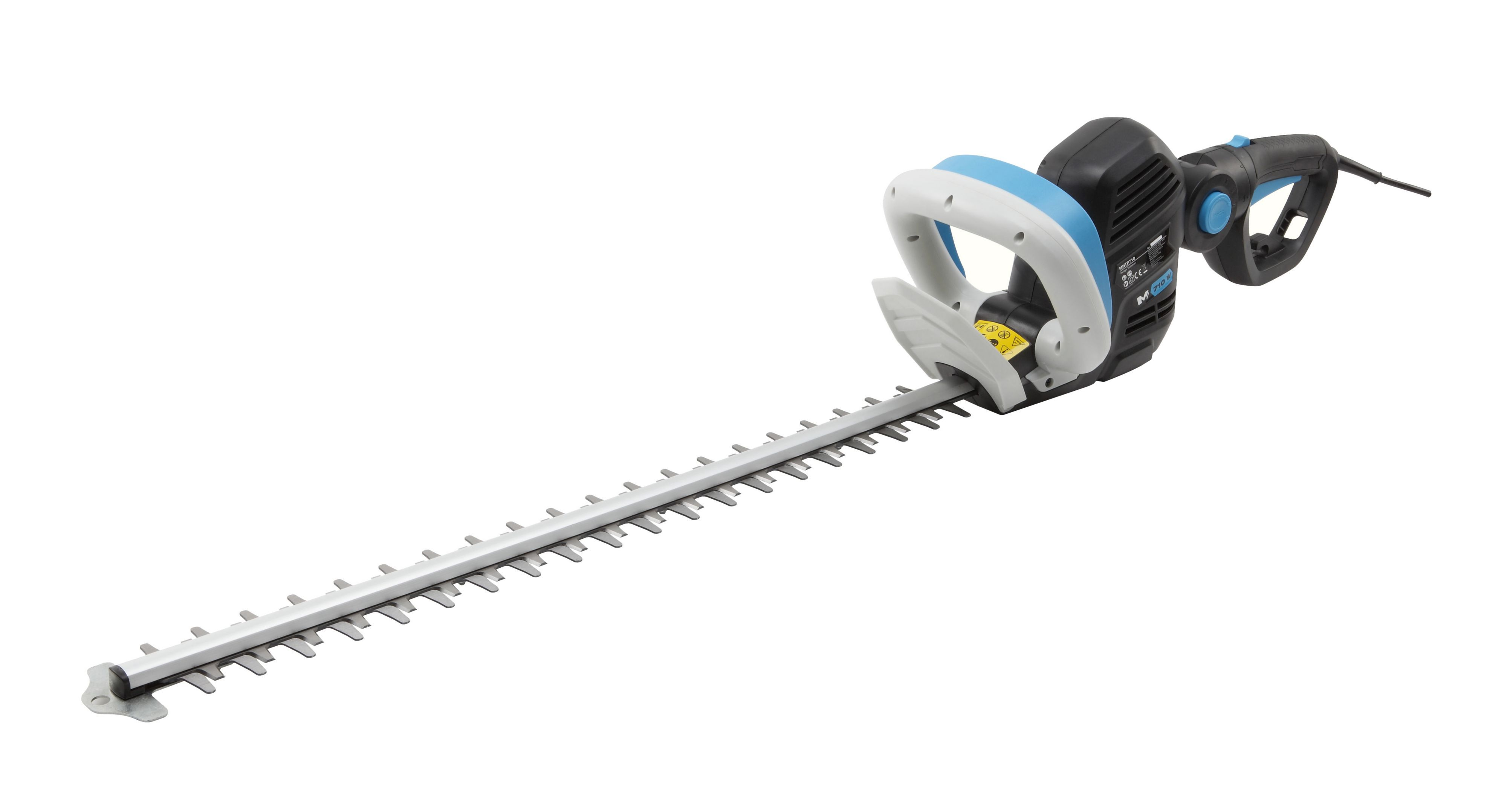 Mac Allister 710W Electric Hedge Trimmer MHTP710