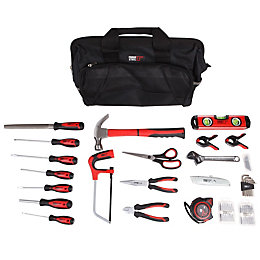 Forge Steel 55 Piece Heavy Duty Tool Kit