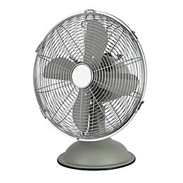 "Blyss 12"" 3-Speed Desk Fan"