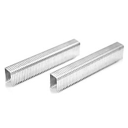 Mac Allister Narrow Staples (Dia)1.2mm (L)98mm, Pack of