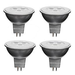 Diall GU5.3 350lm LED Reflector Spot Light Bulb,