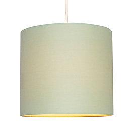 Colours Haymarket Alep Green Light Shade (D)20cm