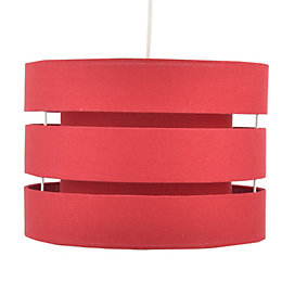 Colours Trio Strawberry 3 Tier Light Shade (D)35cm