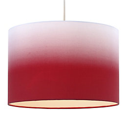 Colours Correze Red Gradient Light Shade (D)30cm