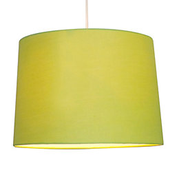 Colours Haine Cress Green Light Shade (D)35cm