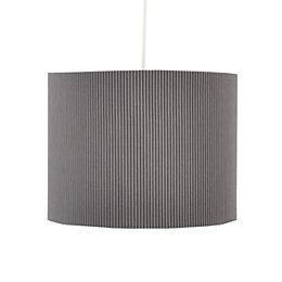 Colours Zadeh Stone Micropleat Light Shade (D)26cm