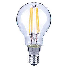 Diall Small Edison Screw Cap (E14) 4W LED