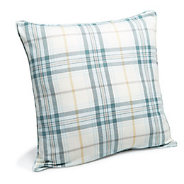 Lamego Duck Egg & Cream Cushion
