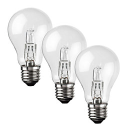 Diall Edison Screw Cap (E27) 28W Halogen GLS