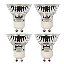Diall GU10 28W Halogen Reflector Spot Light Bulb,