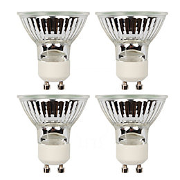 Diall GU10 40W Halogen Reflector Spot Light Bulb,