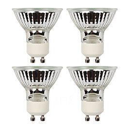 Diall GU10 40W Halogen Reflector Spot Light Bulb,