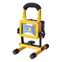 Diall Rechargeable Work Light 10W 100-240 V