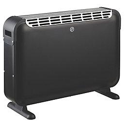 Blyss Electric 2000W Black Convector Heater