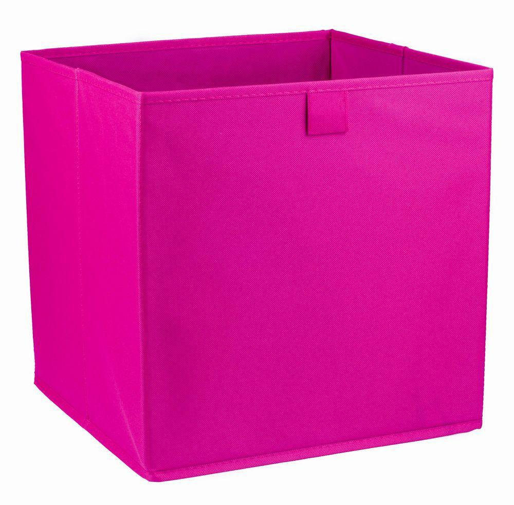 Form Mixxit Pink Storage Basket (w)310mm (l)310 Mm