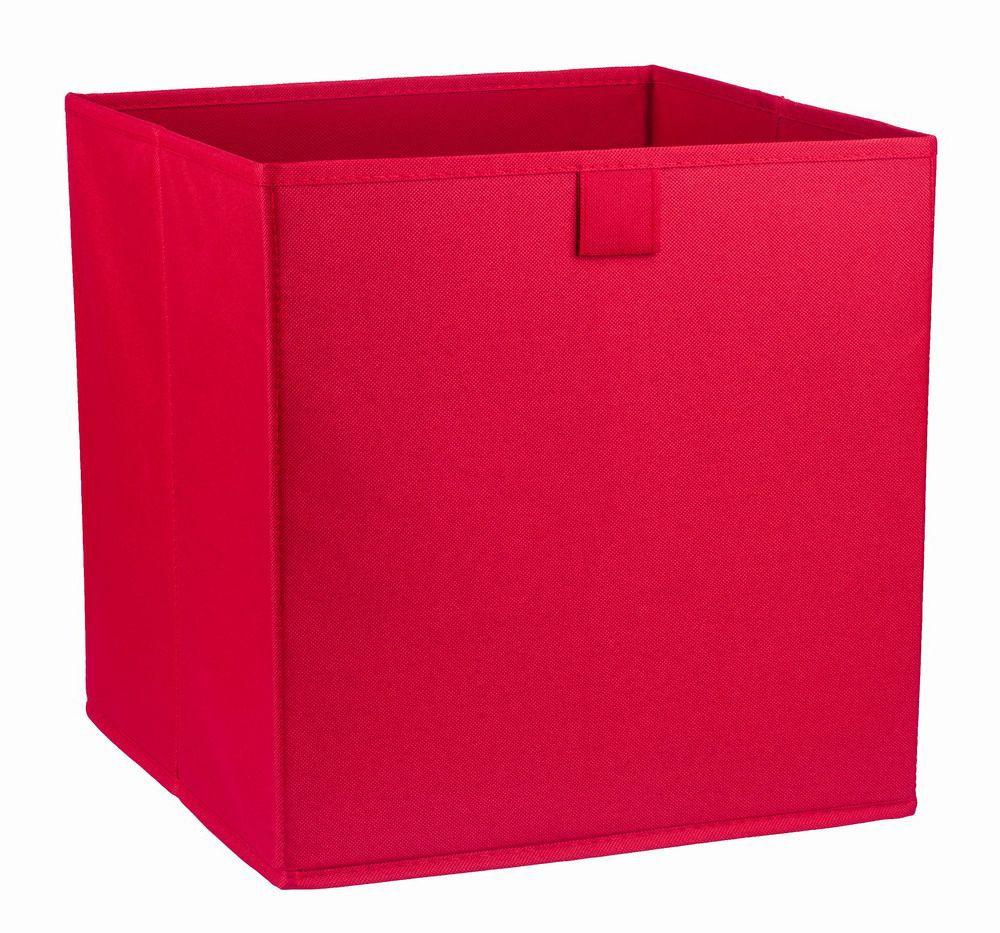 Form Mixxit Red Storage Basket (w)310mm (l)310 Mm