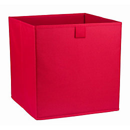 Form Mixxit Red Storage Box (W)310mm (L)310 mm