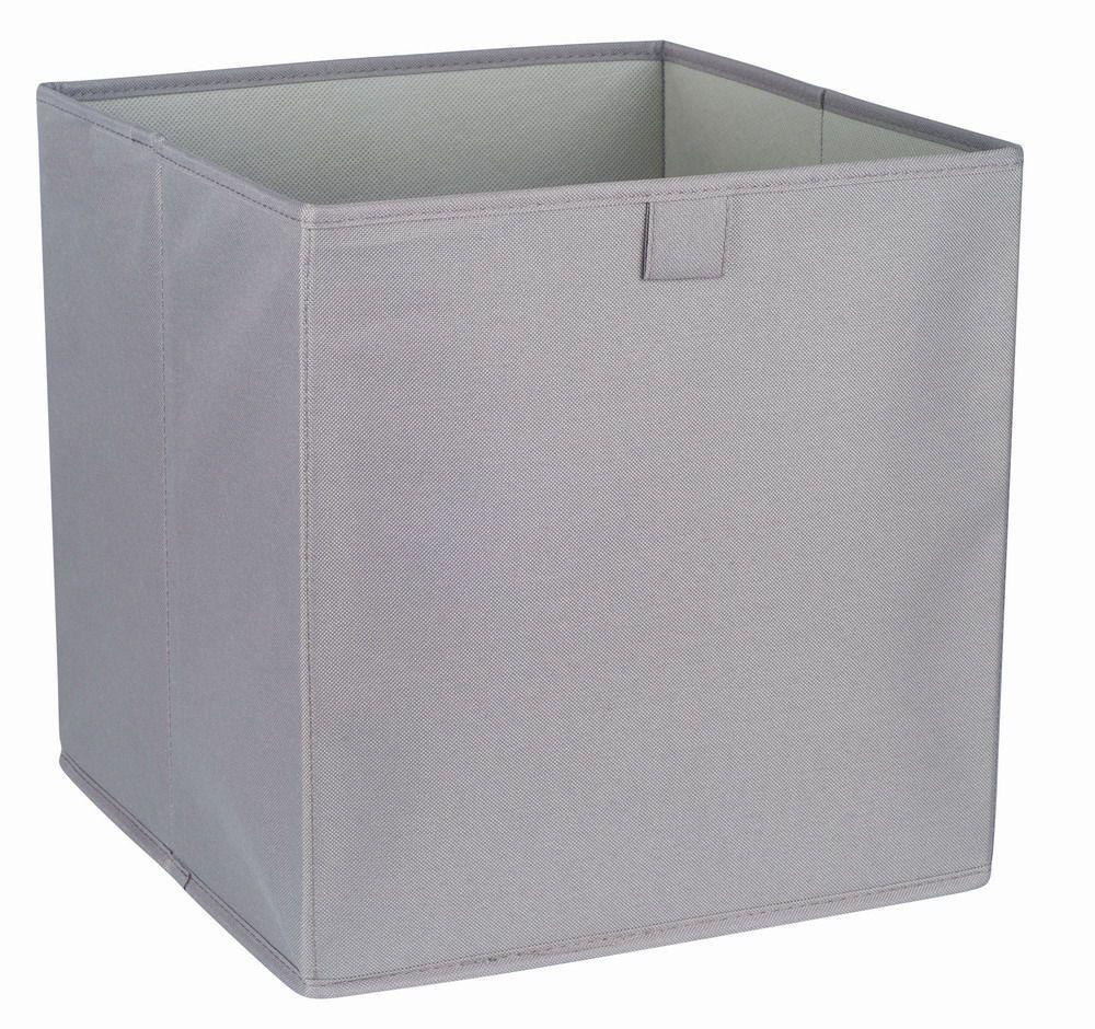 Mixxit Taupe Storage Basket (l)310mm (w)310mm (d) 310mm