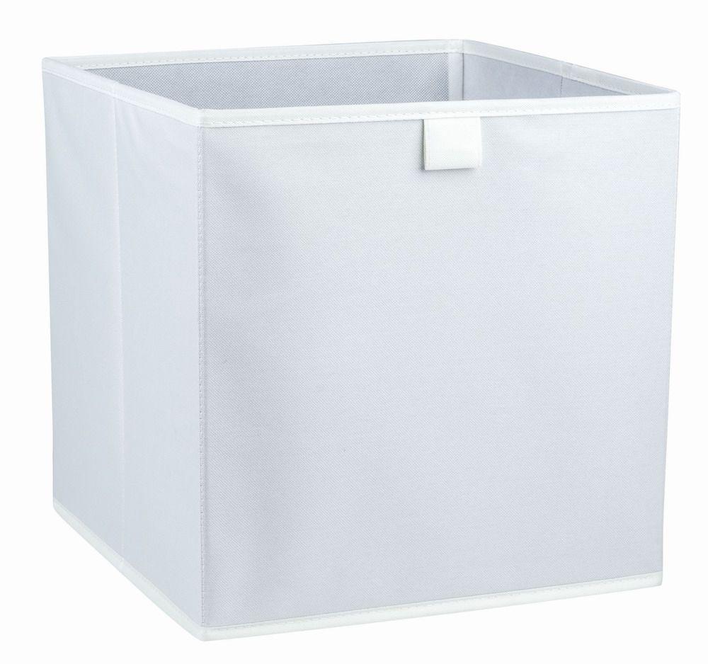 Form Mixxit White Storage Basket (w)310mm (l)310 Mm