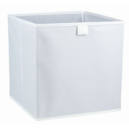 Form Mixxit White Storage Basket (W)310mm (L)310 mm