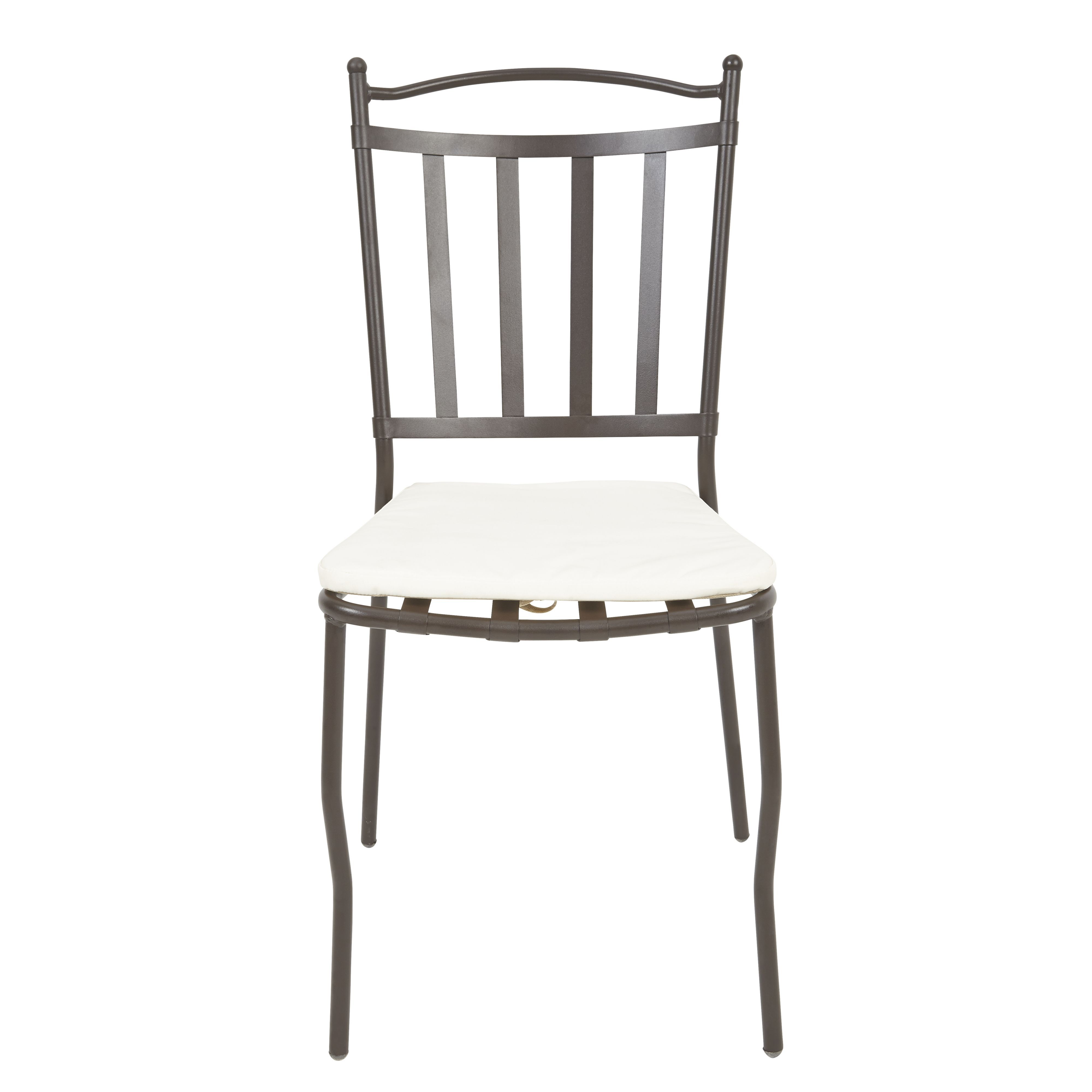 Metal outdoor dining chairs - Sofia Metal Dining Chair