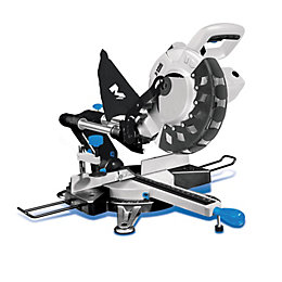 Mac Allister 1700W 210mm Sliding Compound Mitre Saw