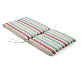 Isla Striped Multicolour Cushion