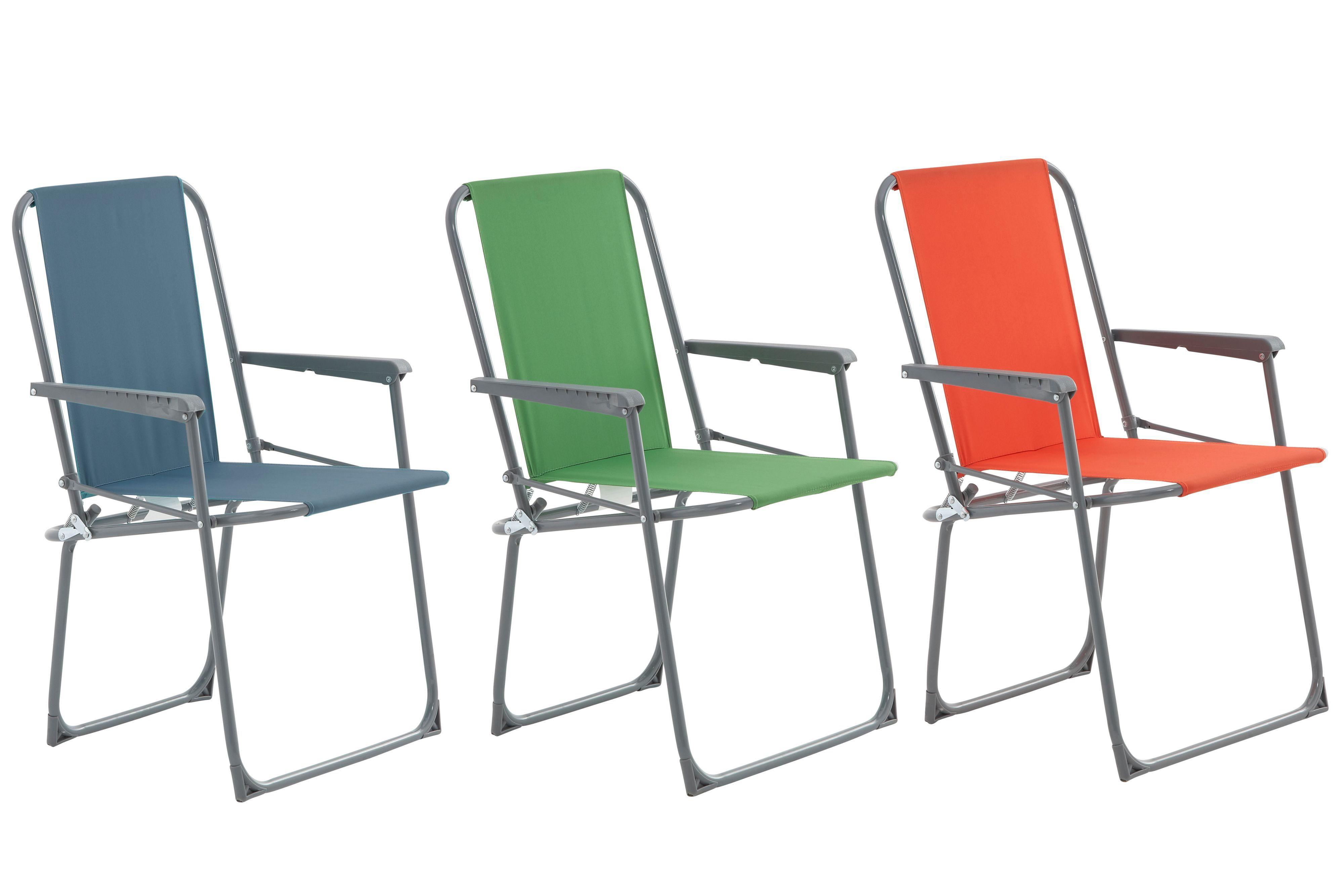 Curacao Metal Picnic Chair Departments