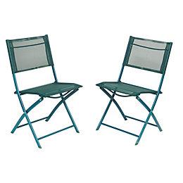 Saba Metal Bistro Chair