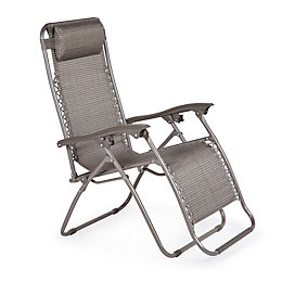 Shrewsbury Metal Gravity Chair