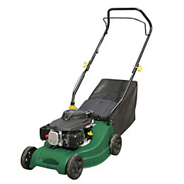 Value LM40 Hand Pushed Petrol Lawnmower