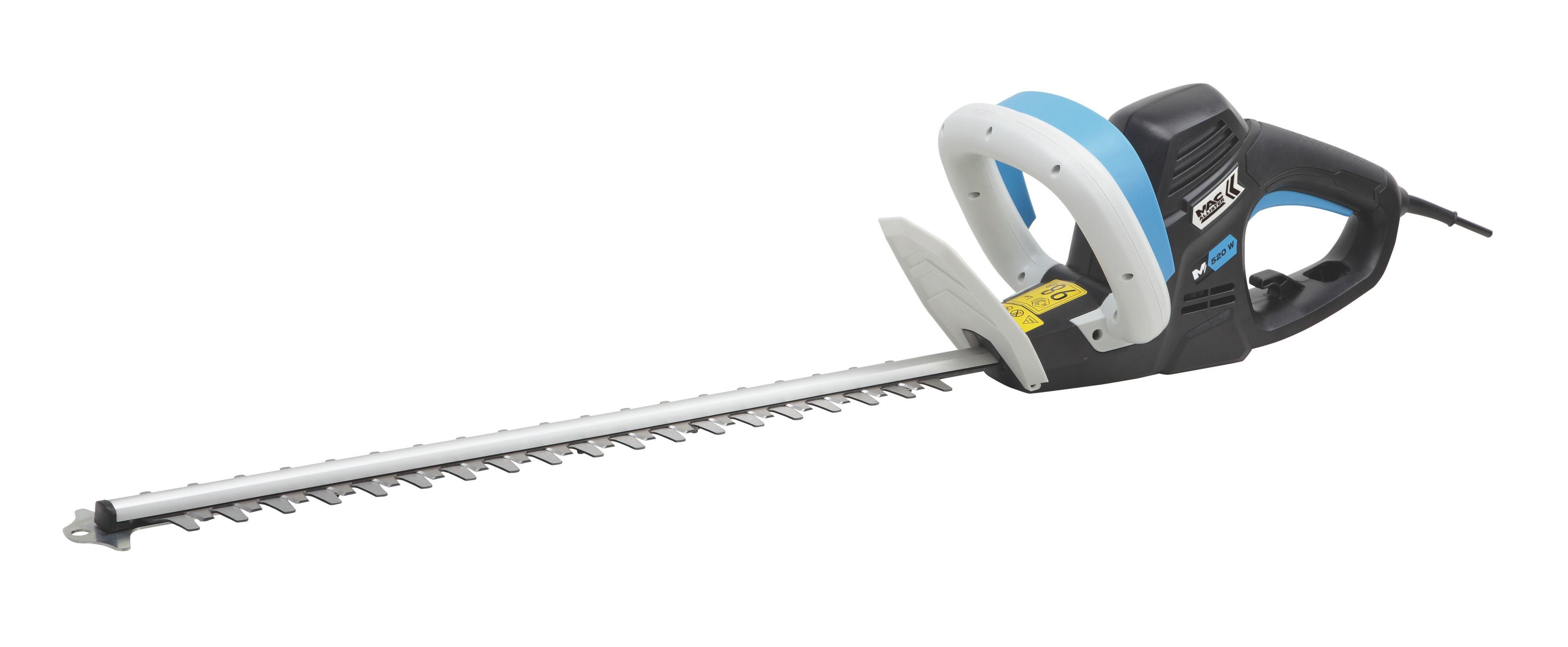 Mac Allister Easycut Mhtp520 Electric Corded Hedge Trimmer
