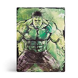 Hulk Metal Plaque (W)15cm (H)20cm