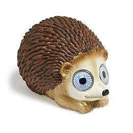 Blooma Hedgehog Solar Powered LED Ornamental Light