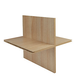 Form Mixxit Natural Cross Divider (W)330mm