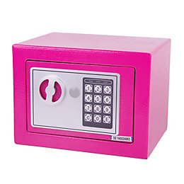 Diall 4.5L Digital Code & Key Small Pink