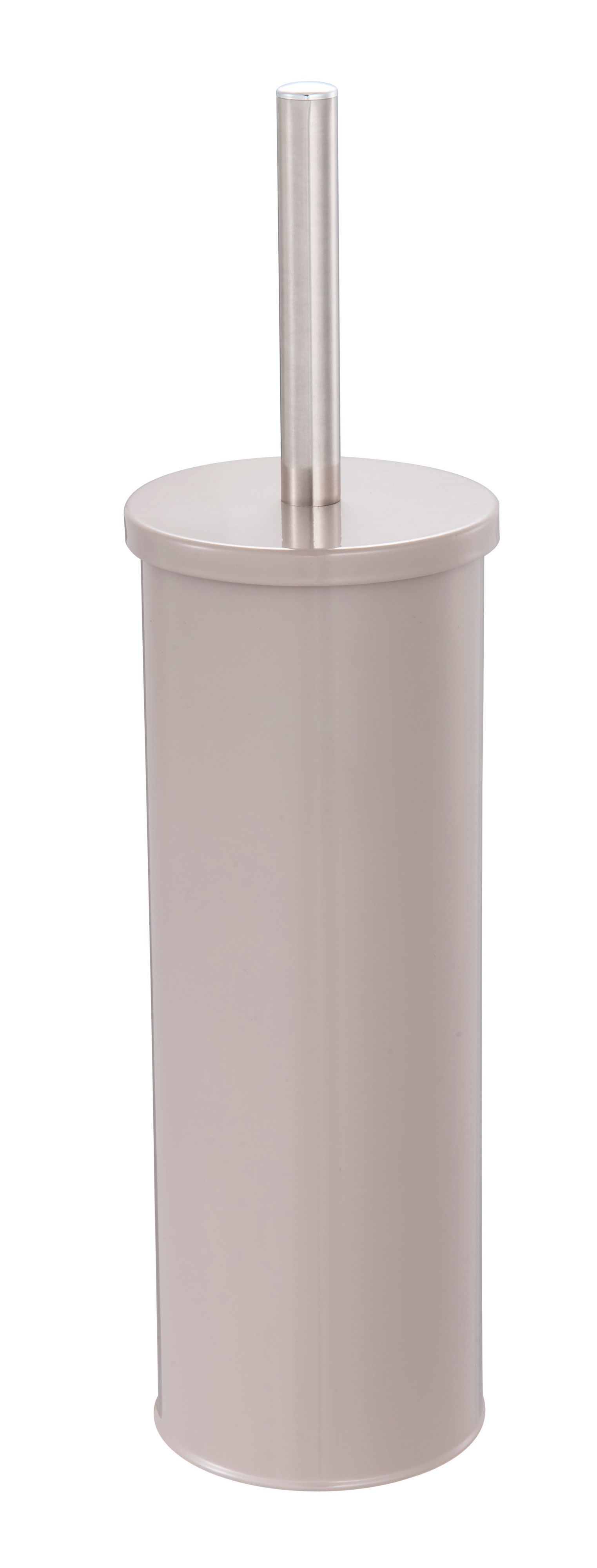 cooke lewis baya taupe power coated toilet brush. Black Bedroom Furniture Sets. Home Design Ideas