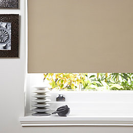 Colours Kona Corded Seine Roller Blind (L)160 cm