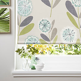 Colours Annelise Corded Alep Blackout Roller Blind (L)160