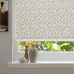 Colours Belarmina Corded Cream Blackout Roller Blind (L)160cm