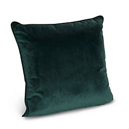 Teegan Velvet Green Cushion