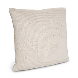 Volette Heart Cream Cushion