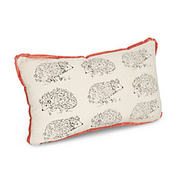 Nula Hedgehog Ecru Cushion