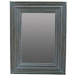 Colours Rumina Framed Rectangular Mirror (H)650mm (W) 500mm