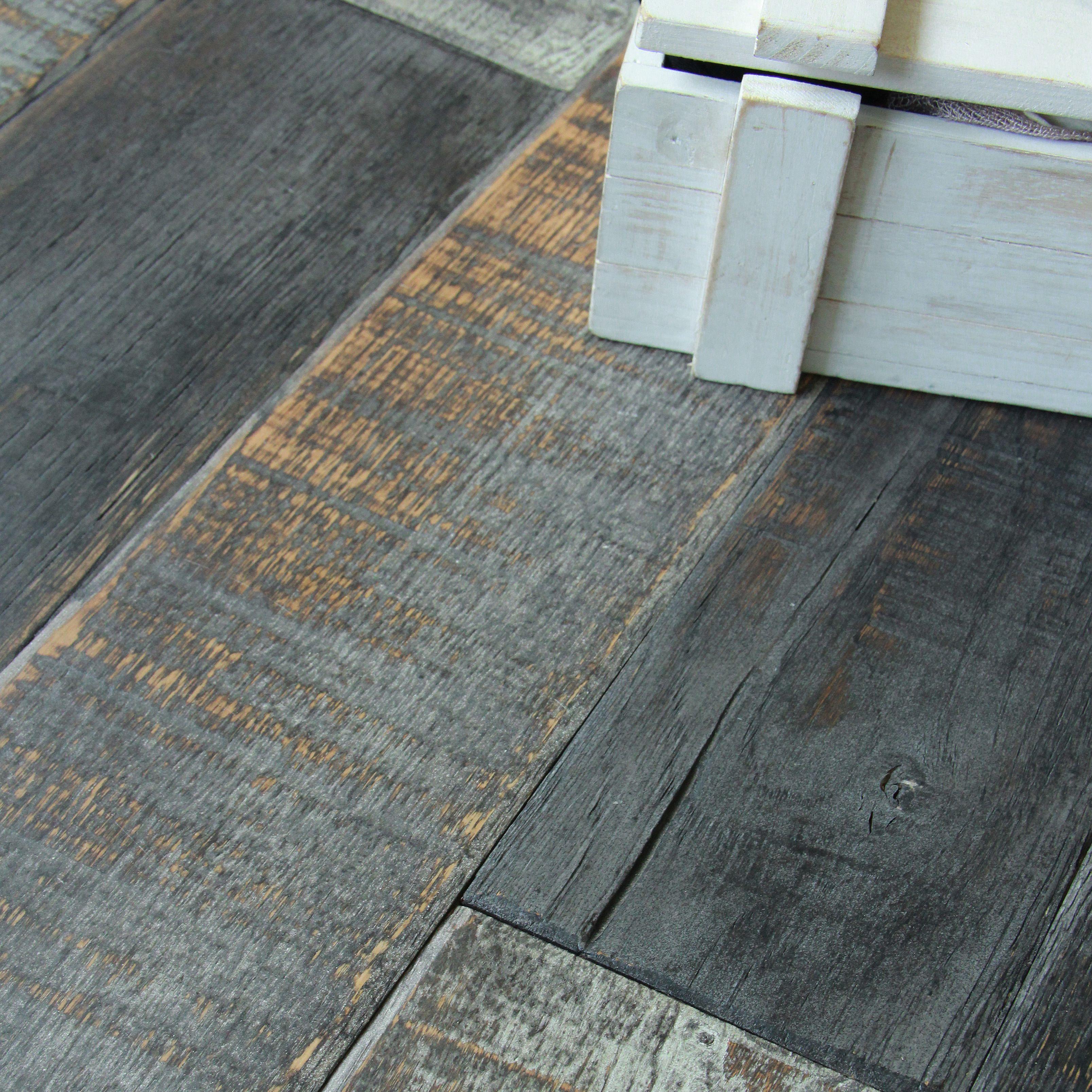 Colours Soren Burnt Oak Solid Flooring Pack