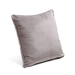 Ophelia Velvet Taupe Cushion