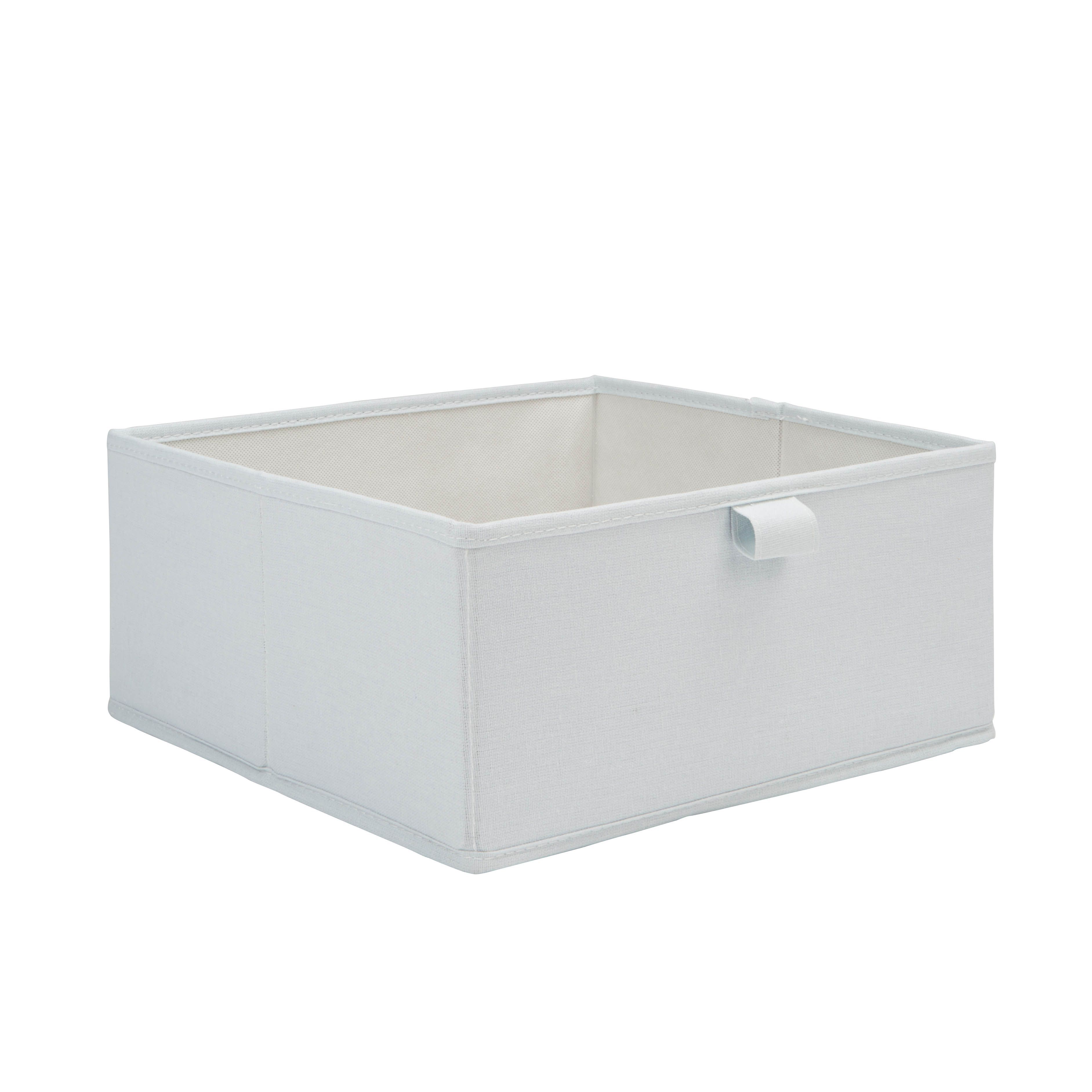 Form Mixxit Blue Half Height Storage Box (w)310mm