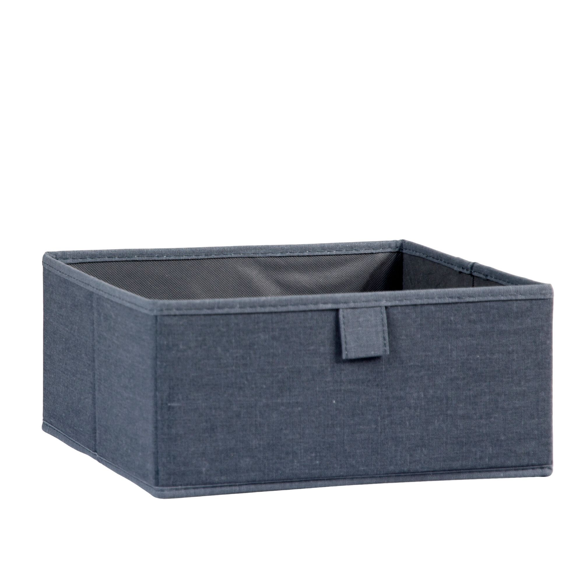 Form Mixxit Anthracite Half Height Storage Box (w)310mm